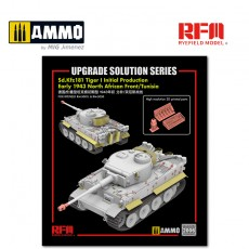 1/35 Upgrade Kit for RFM5001 & RFM5050 Tiger I Initial Production