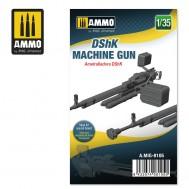 1/35 DShK MACHINE GUN