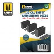 1/35 .30 CAL EMPTY AMMUNITION BOXES