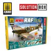 WWII RAF Early Aircraft Solution Box