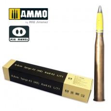1/1 8.8cm Sprgr 43 (HE) kwk43 L71