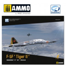 1/72 Northrop F-5F 'Tiger II'
