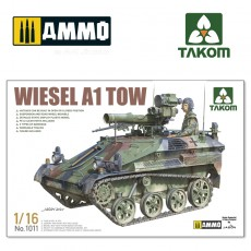 1/16 Wiesel  A1 TOW