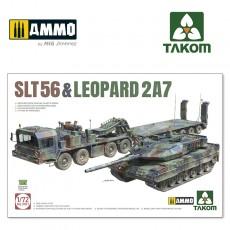 1/72 SLT56 & Leopard 2A7