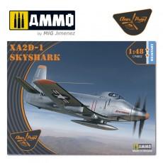 1/48 XA2D-1 Skyshark