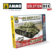 Solution Box MINI - 4BO Green Vehicles
