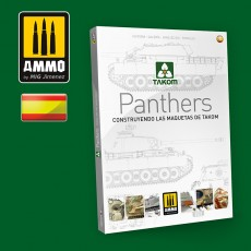 Panthers – Construyendo las Maquetas de TAKOM (Spanish)