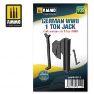 1/35 German WWII 1 ton Jack