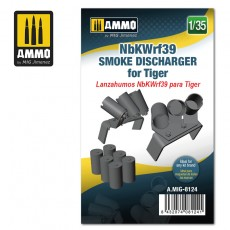 1/35 NbKWrf39 Smoke Discharged for Tiger