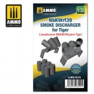 1/35 NbKWrf39 Smoke Discharged for Tiger