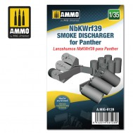 1/35 NbKWrf39 Smoke Discharged for Panther