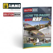 Solution Book. WWII RAF EARLY AIRCRAFT
