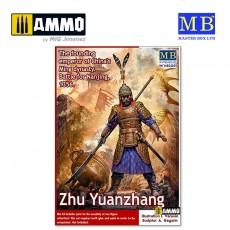 1/24 Zhu Yuanzhang. The Founding Emperor of China's Ming Dynasty – Battle for Nanjing, 1356