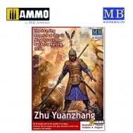 1/24 Zhu Yuanzhang. The Founding Emperor of China's Ming Dynasty – Battle for Nanjing, 1356