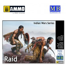 1/35 Indian Wars Series – Raid