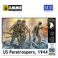 1/35 US Paratroopers, 1944