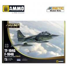 1/48 TF-104G Germany Air Force