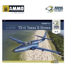 1/72 TS-11 Iskra R Novax Expert Set