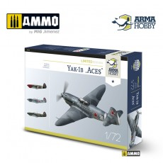 "1/72 Yak-1b ""Aces"" Limited Edition"