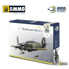 1/72 Hurricane Mk IIb Model Kit