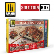 SOLUTION BOX - Realistic Rust