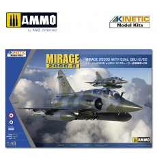 1/48 Mirage 2000B/D/N with LGB