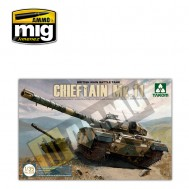 1/35 British Main Battle Tank Chieftain Mk.11