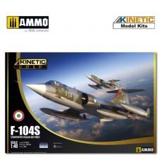 1/48 F-104S Starfighter Italian Air Force