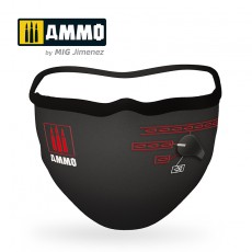 "AMMO FACE MASK ""Switch Mask"""