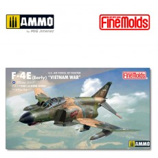 1/72 US Air Force Jet Fighter F-4E (Early) Vietnam War