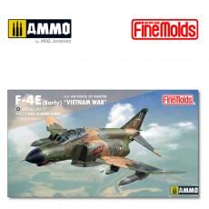 1/72 US Air Force Jet Fighter F-4E (Early) Vietnam War
