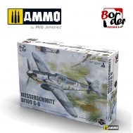 1/35 MESSERSCHMITT BF109 G-6 Limited Edition