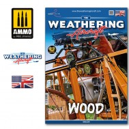The Weathering Aircraft Issue 19. WOOD (English)