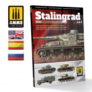 Stalingrad Vehicles Colors - German and Russian Camouflages in the Battle of Stalingrad (Multilingual)