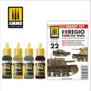 Regio Esercito Color Set