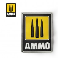 AMMO Tactical Badge