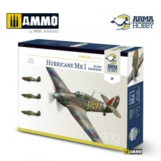 1/72 Hurricane Mk I Allied Squadrons Limited Edition