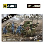 1/35 French 155mm C17S Howitzer