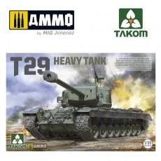 1/35 U.S. Heavy Tank T29