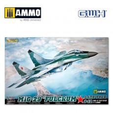 """1/48 MiG-29 """"Fulcrum"""" Late Type 9-12"""