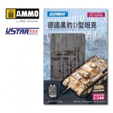 1/144 Panther Ausf.D Mid Production