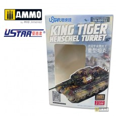 1/144 King Tiger Henschel Turret