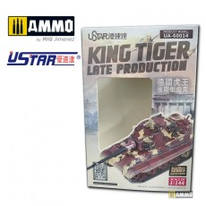 1/144 King Tiger Late Production