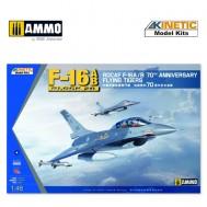 1/48 F-16A/B Block 20 ROCAF 70TH Anniversary Flying Tigers