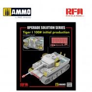 1/35 Upgrade Set for RFM5075 Tiger I 100
