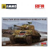 1/35 M4A3 76W HVSS Sherman Korean War