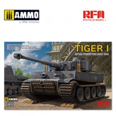 1/35 Tiger I 100 Initial Production Early 1943