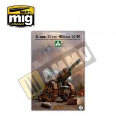 1/35 Krupp 21 cm Mörser 10/16 2 en 1