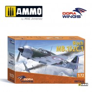 1/72 Bloch MB.152 (late)