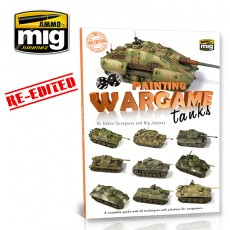 PAINTING WARGAME TANKS (English)